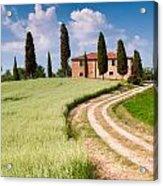 Tuscan Classic Acrylic Print