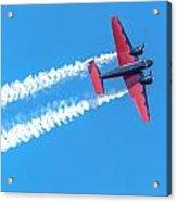Twin Engine Plane  Acrylic Print