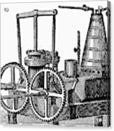 Twin-screw Steamer, 1878 Acrylic Print