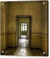 Two Doors Acrylic Print