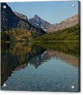 Two Medicine Lake Acrylic Print