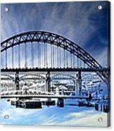 Tyne Bridge Acrylic Print