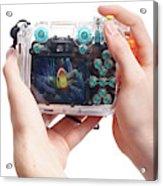 Underwater Camera Acrylic Print