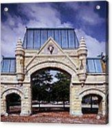 Union Stock Yard Gate - Chicago Acrylic Print