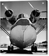 United States Navy Pby Catalina 1942 Acrylic Print