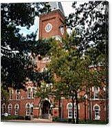 University Hall  Acrylic Print