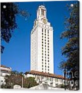 University Of Texas At Austin Acrylic Print