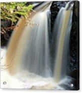 Usa, Minnesota, Lutsen, Cascade River Acrylic Print