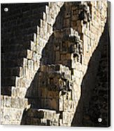 Uxmal Maya Ruins Acrylic Print