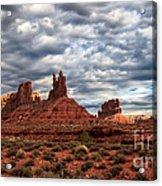 Valley Of The Gods II Acrylic Print