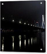 Vansu Bridge Acrylic Print