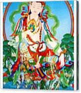 Vasudhara 3 Acrylic Print