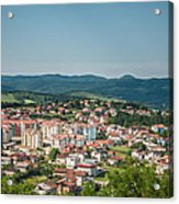 Velika Kladusa Bosnia Acrylic Print