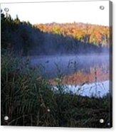 Vermont Pond Acrylic Print