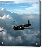 Vickers Wellingtons With 16 Otu Acrylic Print