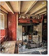 Victorian Cottage Acrylic Print