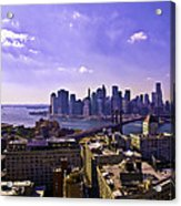 View From Dumbo Acrylic Print