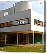 Villa Savoye - Le Corbusier Acrylic Print