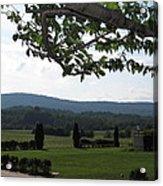 Vineyards In Va - 12124 Acrylic Print