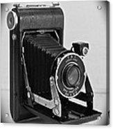 Vintage Kodak Acrylic Print