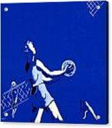 Vintage Poster - Wpa - Athletics 2 Acrylic Print