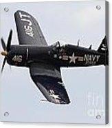 Vintage World War II Aircraft Acrylic Print