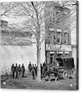Virginia Slave Dealer Acrylic Print