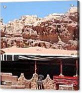 Wadi Rum Acrylic Print