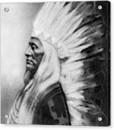 Washakie (1804-1900) Acrylic Print