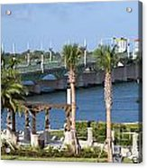Waterfront Park St Augustine Florida Acrylic Print