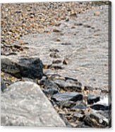 Waters Edge Acrylic Print