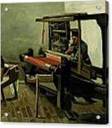 Weaver Acrylic Print