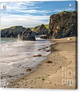 Welsh Coast Acrylic Print