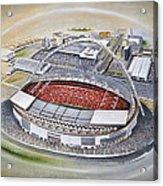 Wembley Stadium Acrylic Print