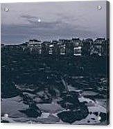 West Beach Lossie Acrylic Print