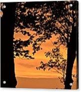 When The Sun Goes Down Acrylic Print