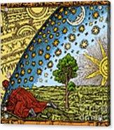Where Heaven And Earth Meet 1888 Acrylic Print