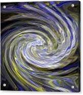 Whirly Whirls 20 Acrylic Print by Cyryn Fyrcyd