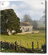 Whitcombe Church Acrylic Print
