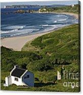White Park Bay, Ireland Acrylic Print