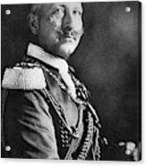 Wilhelm II (1859-1941) Acrylic Print