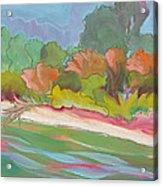 Willamette River 31 Acrylic Print