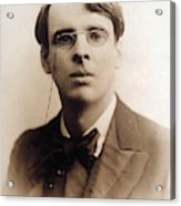 William Butler Yeats (1865-1939) Acrylic Print