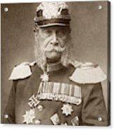 William I Of Prussia (1797-1888) Acrylic Print
