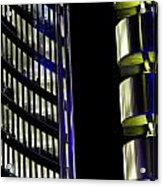 Willis Group And Lloyd's Of London Abstract Acrylic Print