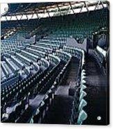 Wimbledon Scenes Acrylic Print