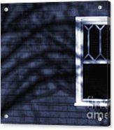 Window And Shadows Acrylic Print