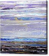 Winter Light Hauxley Haven Acrylic Print