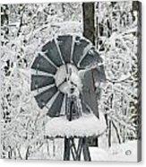 Winter Wind  Acrylic Print