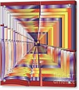 Wonder 2 Acrylic Print